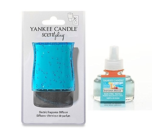 yankee-candle-bubble-glass-scent-plug-air-freshener-base-with-bahama-breeze-home-fragrance-electric-