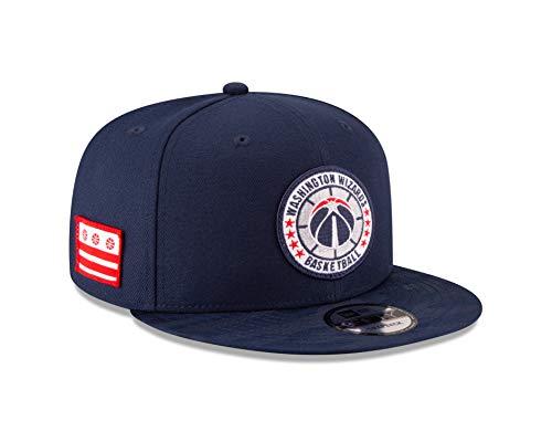 New Era Washington Wizards 2018 NBA Tip-Off Series 9FIFTY Snapback Adjustable Hat – Navy