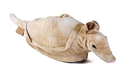 Happy Feet - Armadillo - Animal Slippers - Small