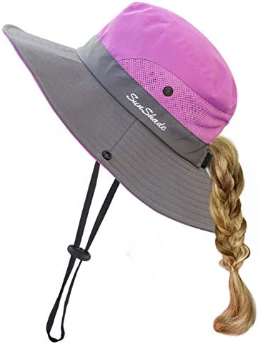 HGGE Girls Protection Beach Ponytail product image
