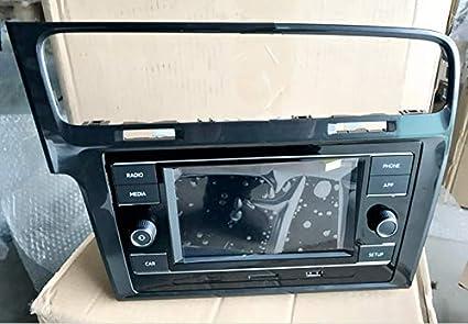 Carplay Mqb 65 Mib Car Radio Frame For Passat B8 Golf 7