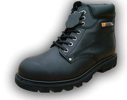 Botas de seguridad Walklander - negro - tamaño 11
