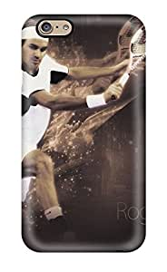 Jonathan Litt's Shop New Shockproof Protection Case Cover For Iphone 6/ Roger Federer Case Cover 2798994K90697125