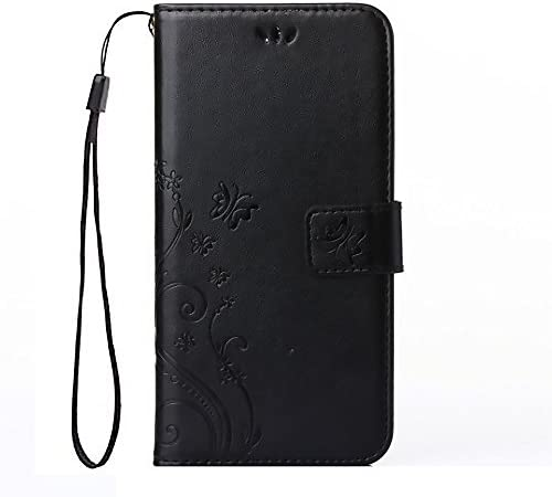 EUROKOHAKU [ユーロコハク] Sony Xperia XZ2 SOV37 SO-03K 702SO 人気 手帳型 蝶