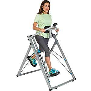 "ProGear Freedom 48"" Stride Air Walker Elliptical LS1 with Heart Pulse Monitor"