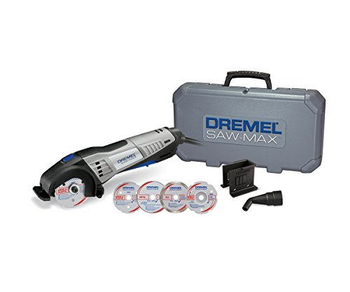 120v Circular Saw Kit - Dremel SM20-02 120-Volt Saw-Max Tool Kit