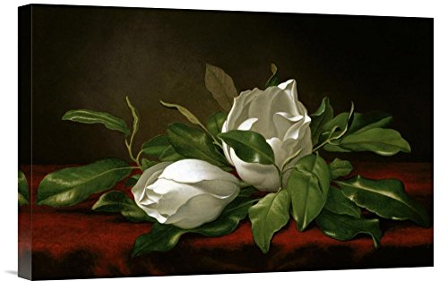 Martin Johnson Heade Magnolia (Global Gallery GCS-282179-22-142