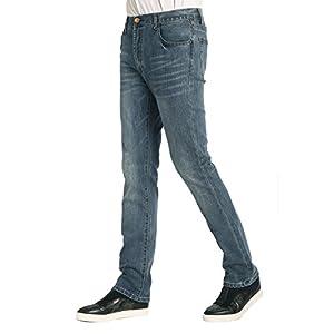 Slim Fit Jeans,Eaglide Men's Comfort Stretch Fashionable Jean