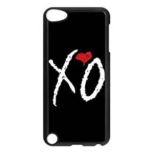 iPod 5 Case,XO The Weeknd Hard Snap-On Cover Case for iPod Touch 5, 5G (5th Generation)