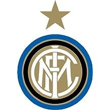 "Inter Milan FC Italy Soccer Football Car Bumper Sticker Decal 4"" x 5"""