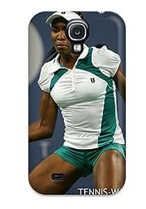 AdaqCuY13103ENbsH Case Cover Venus Williams Tennis Galaxy S4 Protective Case
