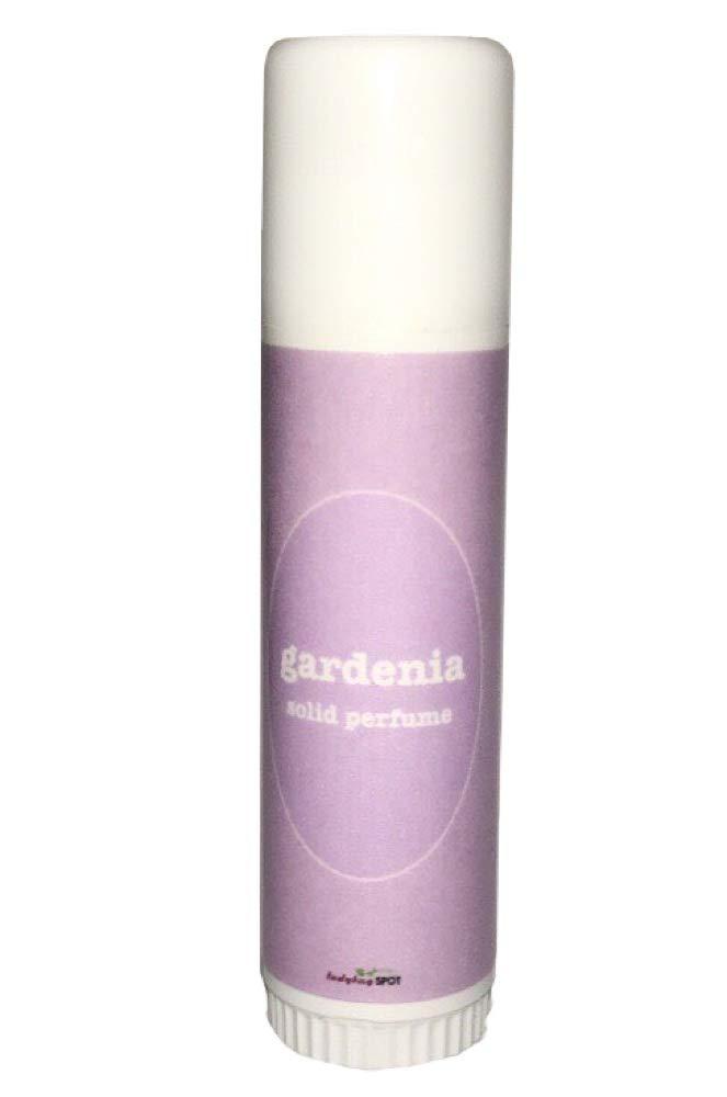 Gardenia Natural Solid Perfume Jumbo Twist Tube 1/2 oz