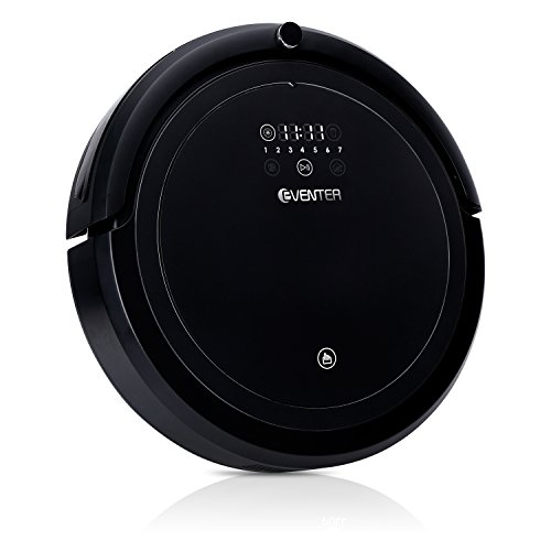 Robins Robot Self Vacuum Cleaner with High Suction Power Auto-Charging and Daily Scheduling Robotic Sweeper for Pet Hair, Hard Floor...