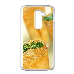 Fresh orange juice nature style fashion phone case for LG G2
