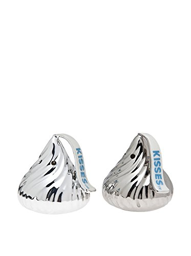 Hershey's Kisses Chocolate Salt and Pepper Shaker Set - Candy-shaped