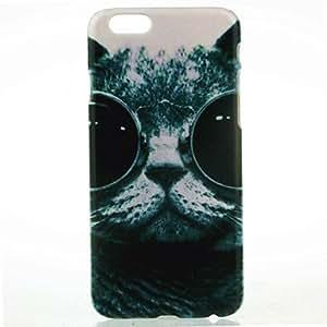 MOFY- caso del patr—n del gato encantador para el iphone 6