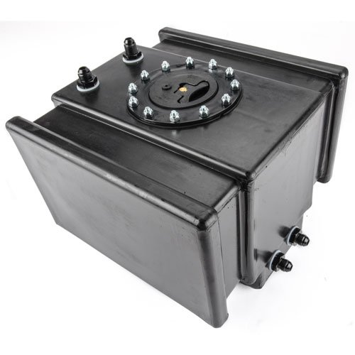 JEGS Performance Products 15373 Drop Sump Drag Race Fuel Cell