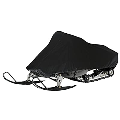 Lunatic, L-17706, Snowmobile Cover / Universal / Water Resistant