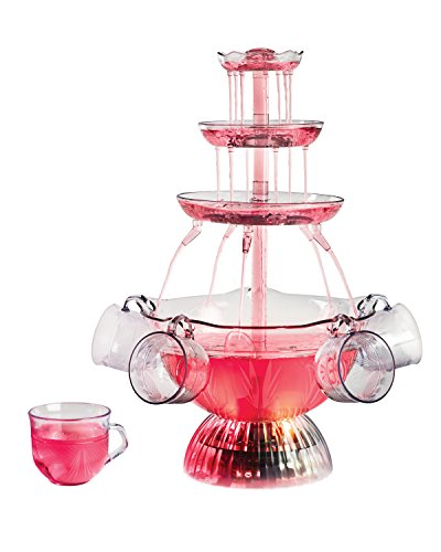 Nostalgia LPF150 Vintage Collection Lighted Party (Lighted Punch Fountain)