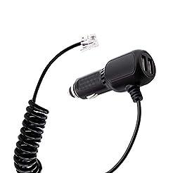 Radar Detector DC Cigarette Lighter Plug...