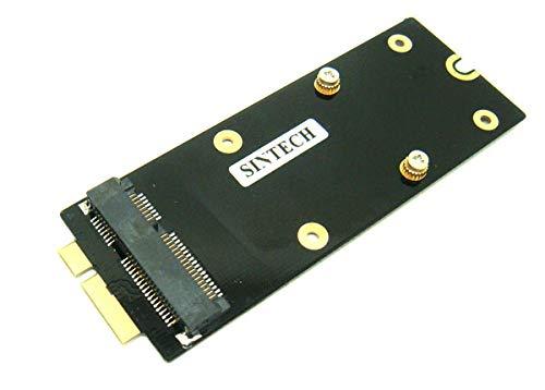 Sintech mSATA SSD Card para Upgrade 7 + 17Pin 2012-Early 2013 Year MacBook PRO Retina SSD