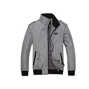 Amazon.com: HUAN Men's Jacket Winter Coat for Men, Mens
