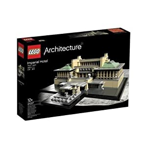 LEGO architecture Imperial Hotel 21017 (japan import) - 41ustIwEA6L - LEGO (Architecture Imperial Hotel 21017