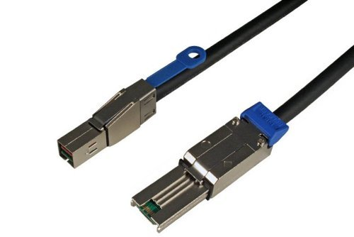 Data Storage Cables, p/n C5556-2M: HD Mini SAS - Mini SAS, 2M [Electronics]