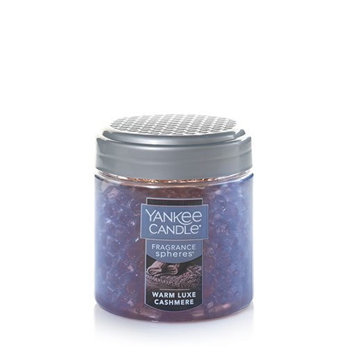 - Yankee Candle Warm Luxe Cashmere Fragrance Sphere Odor Neutralizing Beads