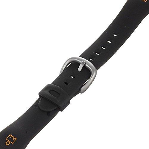 Timex Men's Q7B799 Ironman Triathlon 30-Lap Resin 16mm Replacement Watchband