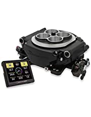 NEW HOLLEY SNIPER EFI SELF-TUNING KIT,800 CFM,BLACK,4BBL,FUEL INJECTION CONVERSION