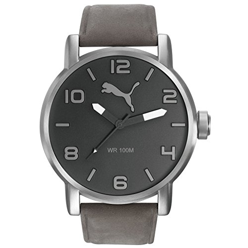 PUMA Time ALTERNATIVE ROUND PU104141005 Mens Wristwatch Solid Case