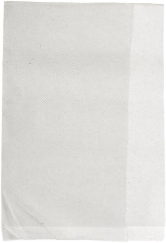 Georgia-Pacific MorNap Acclaim 37603 White Full Fold Dispenser Napkin, 8.5'' Length x 13'' Width (Case of 12 Bags, 900 Per Bag) by Georgia-Pacific