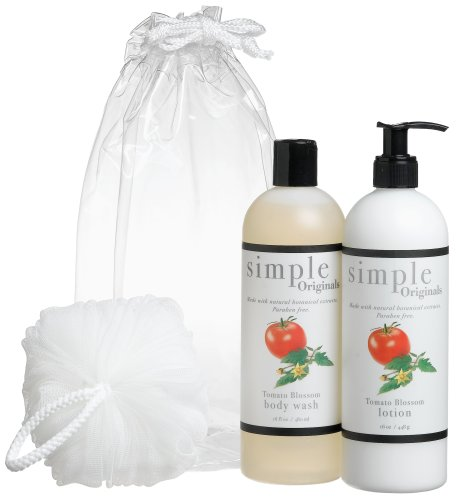 simple-originals-body-wash-lotion-and-loofah-gift-set-tomato-blossom-16-ounce-bottles
