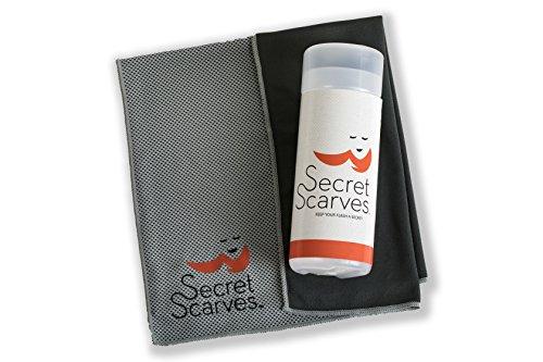 Secret Scarves Cooling Insert - Hide Your Hot Flash Symptoms