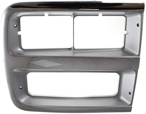Head Lamp Door Rh For G-SERIES VAN 92-96 Fits GM2513187 15685966//7056