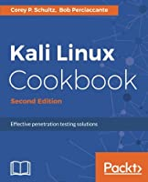 Kali Linux Cookbook, 2nd Edition Front Cover