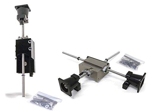 Sherline 6820 Mill Ball Screw X/Y/Z-Axes Retrofit Kit by Sherline