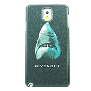 DUR Shark Pattern Hard Case for Samsung Galaxy Note 3 N9000