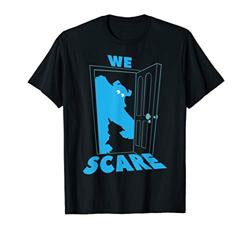 (Disney Pixar Monsters Inc. Sulley We Scare Graphic)