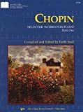 Chopin Selected Works for Piano, Book One, Edition GP390 (The Neil A. Kjos Master Composer Library for Piano Students)
