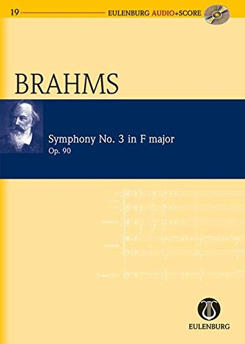 Symphony No. 3 in F Major op. 90: Eulenburg Audio+Score Series