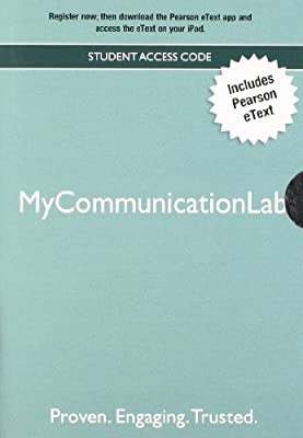 MyCommunicationLab: Student Access Code