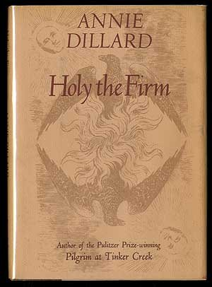 book cover of Holy the Firm