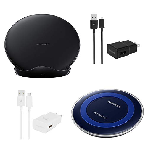 Samsung Fast Charge Power Bundle for Galaxy - Battery Pack, Wireless Charger, Car Charger