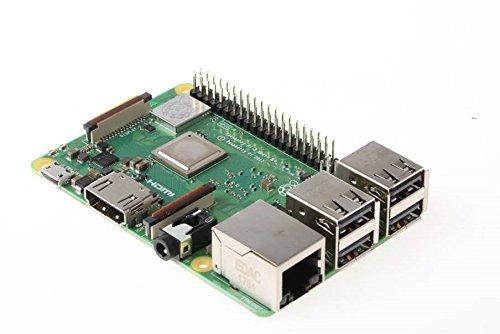 Raspberry Pi 3 Modelo B+ - Placa de base, color...