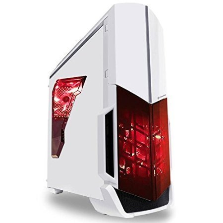 [Gamer's Pick] SkyTech Archangel 960-I Desktop Gaming Computer PC (FX-6300 3.5GHz 6-Core, GTX 960 2GB GDDR5 Graphic, 8GB DDR3, 1TB HDD, 24x DVD, 500 Watts PSU, Win 10 PRO)