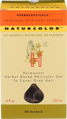 Naturcolor 4N Burdock Hair Dyes, 4 Ounce by naturcolor (Image #2)