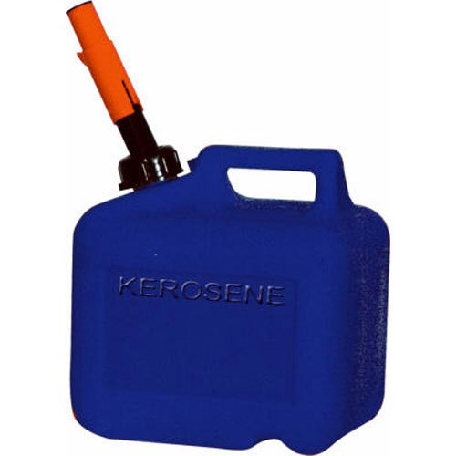 Midwest Can 2600 Kerosene Can - 2 Gallon Capacity (Can Blue Gas)