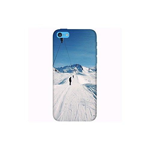 Coque Apple Iphone 5c - Remonte pente souvenirs